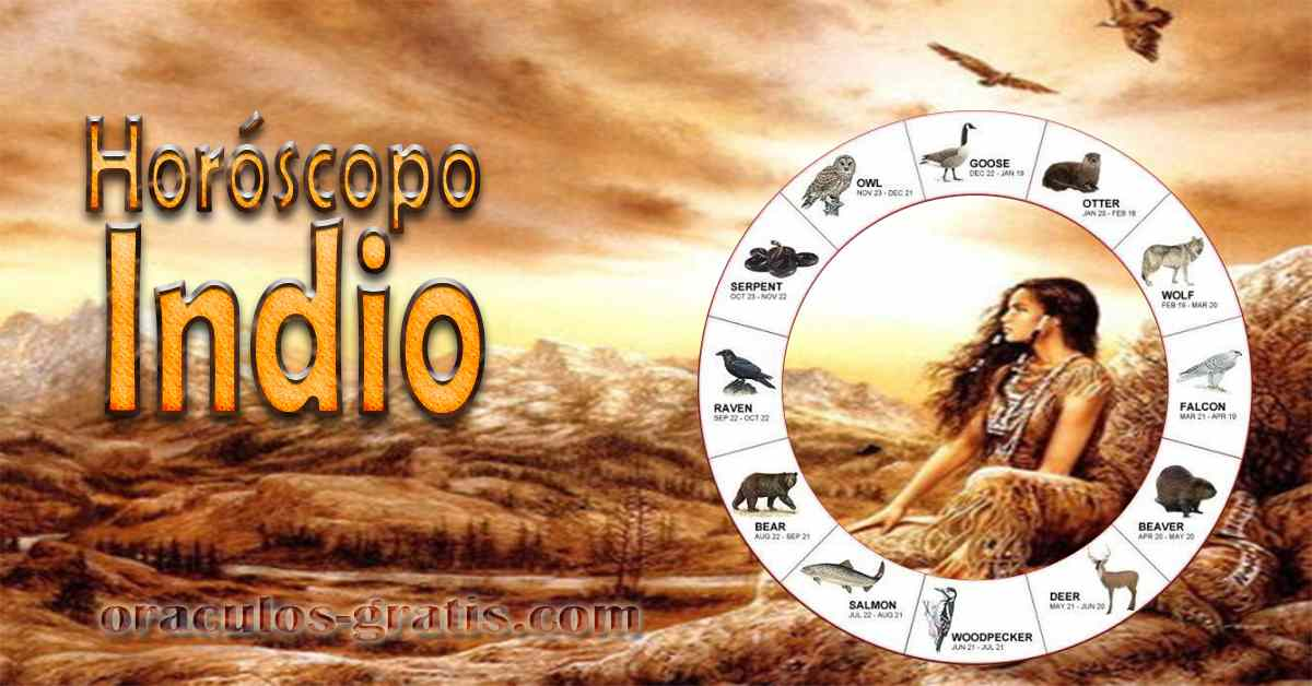 horoscopo indio