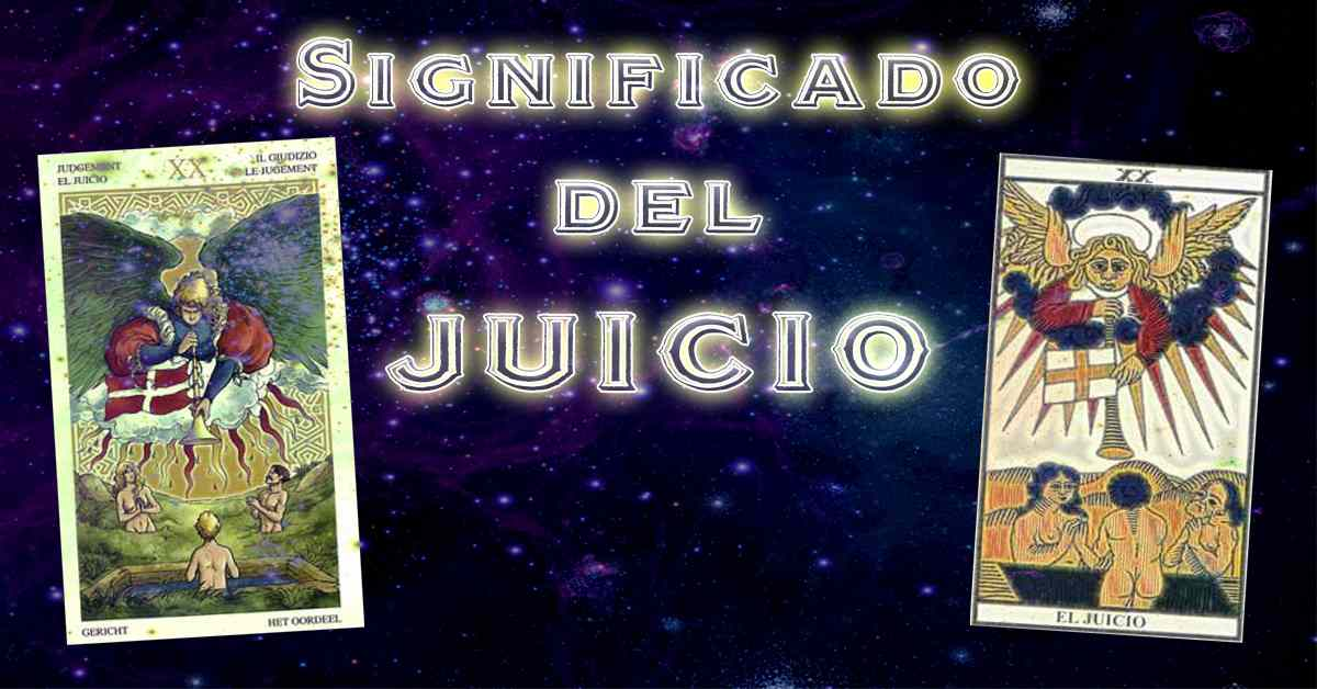 Significado e interpretacion del Juicio
